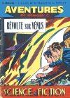 Cover For Aventures de Demain 12 Révolte sur Vénus