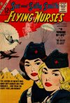 Cover For Sue and Sally Smith, Flying Nurses 52