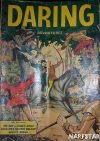 Cover For Approved Comics 6 Daring Adventures