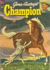 Cover For Gene Autry's Champion 10