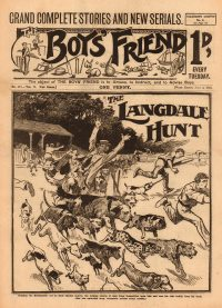 Large Thumbnail For The Boys' Friend 0473 - The Langdale Hunt