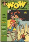 Cover For Wow Comics 67