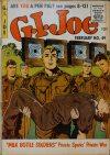 Cover For G.I. Joe 49