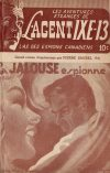 Cover For L'Agent IXE 13 v2 74 La jalouse espionne