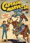 Cover For Captain Marvel Jr. 36
