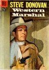 Cover For 0768 Steve Donovan Western Marshal