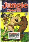 Cover For Jungle Comics 115
