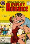 Cover For First Romance Magazine 47