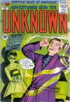 Cover For Adventures into the Unknown 103