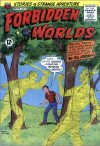 Cover For Forbidden Worlds 104