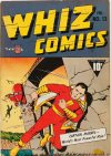 Cover For Whiz Comics 13