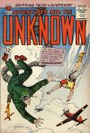 Cover For Adventures into the Unknown 129