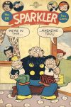 Cover For Sparkler Comics 88