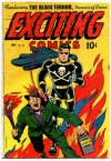 Cover For Exciting Comics 52