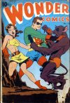 Cover For Wonder Comics 11