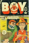 Cover For Boy Comics 73