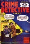 Cover For Crime Detective Comics v1 12