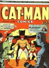 Cover For Cat Man Comics 12