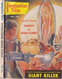 Large Thumbnail For ImaginativeTales v05 03 - Giant Killer - Dwight V. Swain