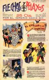 Cover For Flechas y pelayos 36