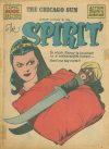 Cover For The Spirit (1945 1 28) Chicago Sun