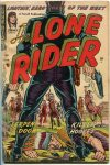 Cover For Lone Rider 12