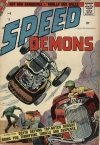 Cover For Speed Demons 6