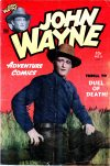 Cover For John Wayne Adventure Comics 8