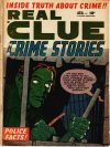 Cover For Real Clue Crime Stories v6 6