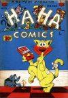 Cover For Ha Ha Comics 70