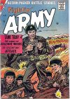 Cover For Fightin' Army 21