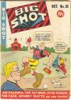 Cover For Big Shot 39