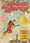 Cover For Captain Marvel Adventures 94