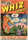 Cover For Whiz Comics 73