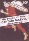 Cover For Captain Marvel Adventures 1 (fiche)