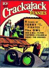 Cover For Crackajack Funnies 43