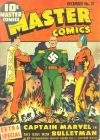 Cover For Master Comics 21