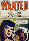 Cover For Wanted Comics 26