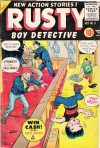 Cover For Rusty, the Boy Detective 3