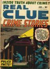 Cover For Real Clue Crime Stories v6 11