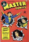 Cover For Master Comics 124
