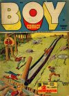Cover For Boy Comics 32