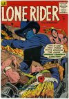 Cover For Lone Rider 26