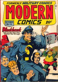 Large Thumbnail For Modern Comics #54