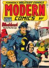 Cover For Modern Comics 54