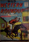 Cover For Wild Western Roundup 1