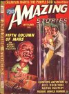 Cover For Amazing Stories v14 9 Fifth Column of Mars Robert Moore Williams