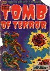 Cover For Tomb of Terror 13