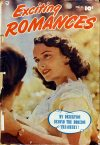 Cover For Exciting Romances 4