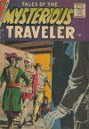 Cover For Tales of the Mysterious Traveler 2